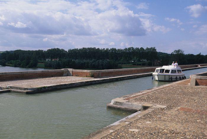 Journées du patrimoine 2019 - Naviguez sur le canal latéral à la Garonne