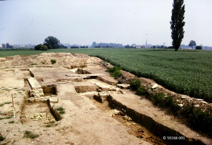 Journées du patrimoine 2020 - Visite guidée du site archéologique de Beaupré-sur-la-Lys