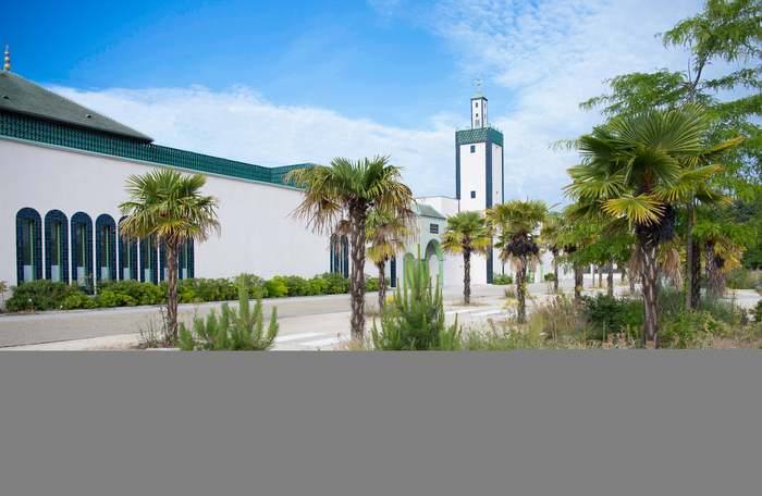 Journées du patrimoine 2020 - Visite guidée de la Grande Mosquée de Mantes-la-Jolie
