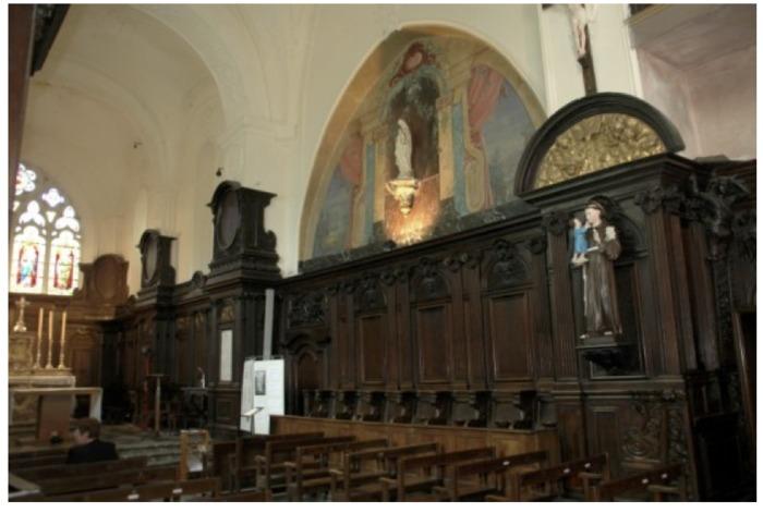 Journées du patrimoine 2020 - Visite libre ou guidée de l'église abbatiale classée
