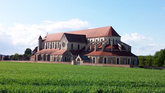 Journées du patrimoine 2019 - Visite guidée de l'Abbaye de Pontigny