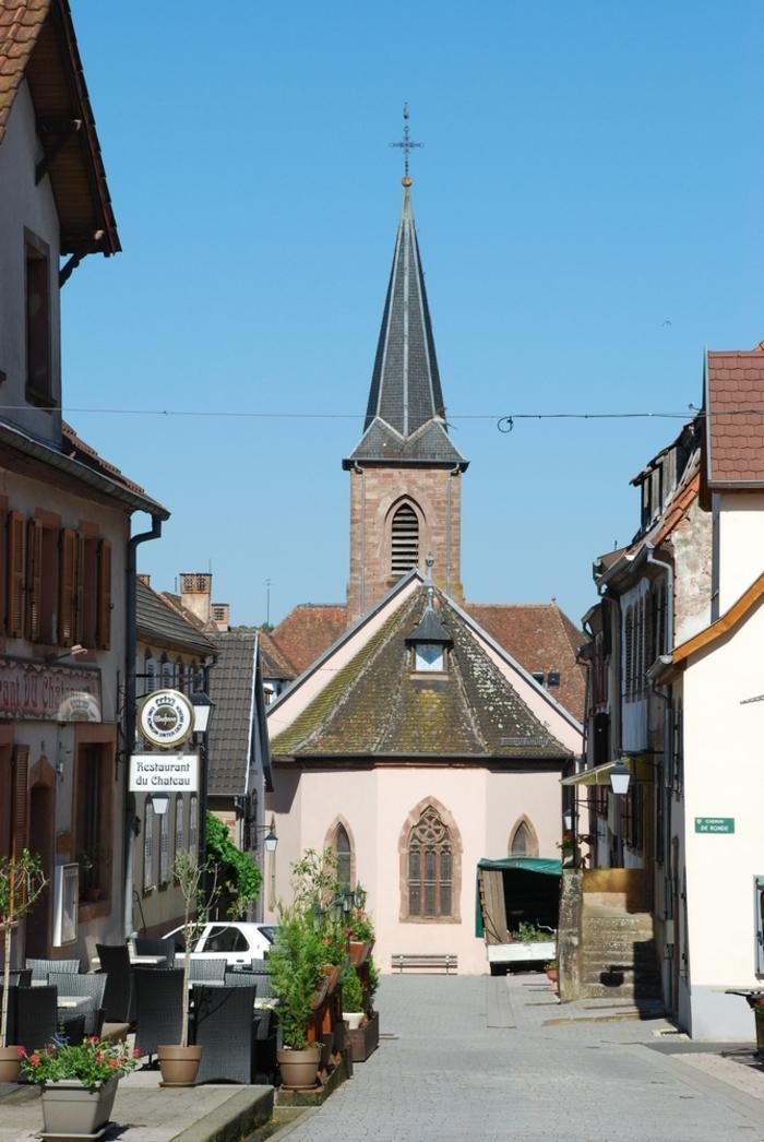 Journées du patrimoine 2020 - Découverte de la ville de La Petite Pierre