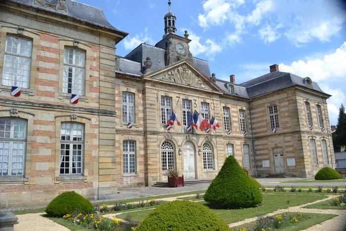 Journées du patrimoine 2020 - Visite guidée historique de la ville de Sainte-Ménehould