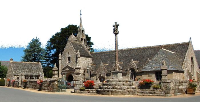 Journées du patrimoine 2020 - Visite libre de l'enclos paroissial et de l'église St Sylvestre