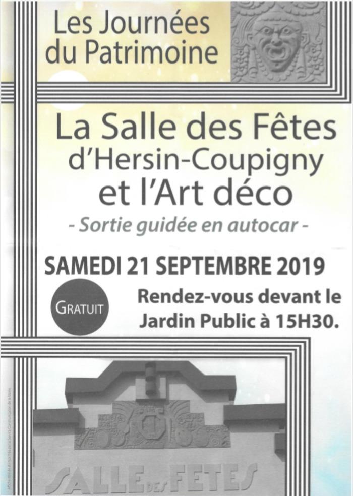 Journées du patrimoine 2019 - Circuit