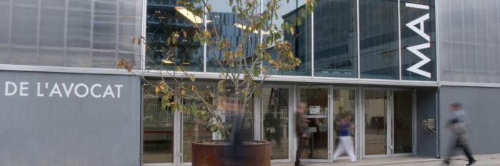 Journées du patrimoine 2019 - Visitée guidée de la Maison de l'avocat de Nantes
