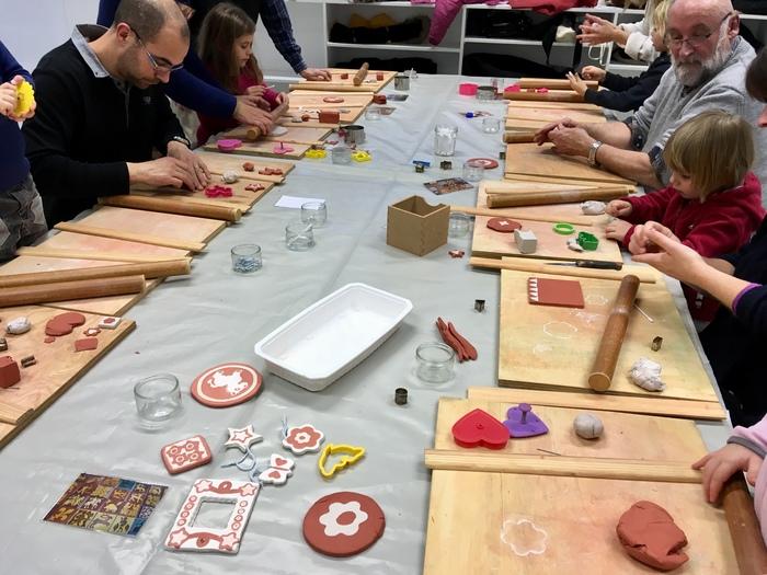 Nuit des musées 2019 -Matière et matériaux - Blanche Daramir