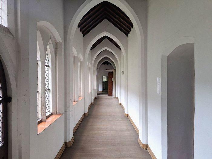 Le couvent des Clarisses, visite guidée