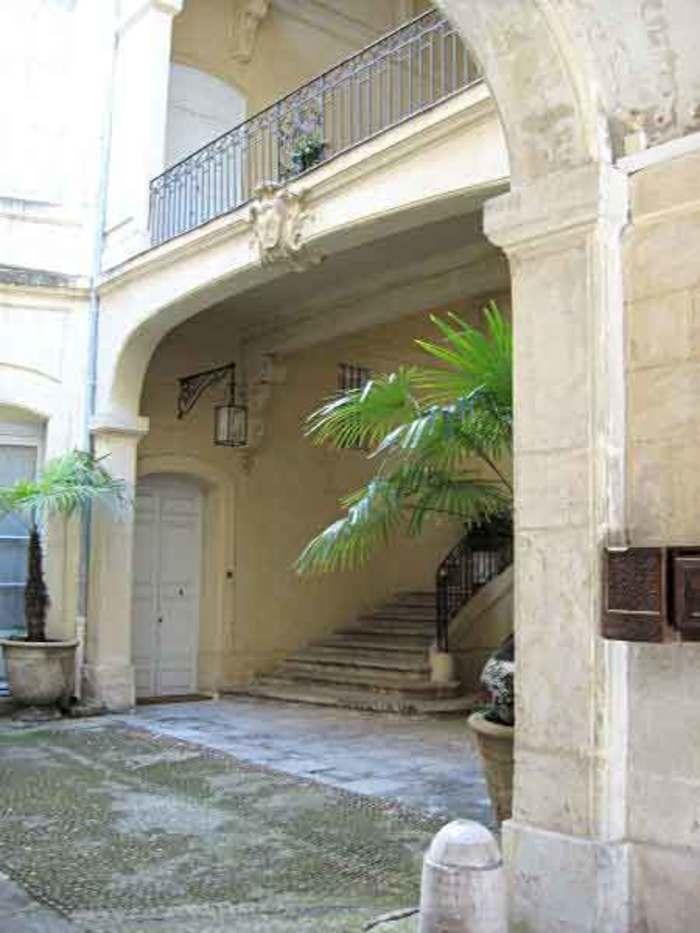 Journées du patrimoine 2019 - Visite libre de l'escalier et de la cour