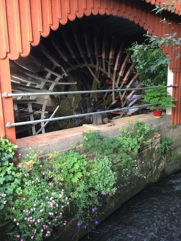 Journées du patrimoine 2020 - Visiter un moulin sur la Brenne