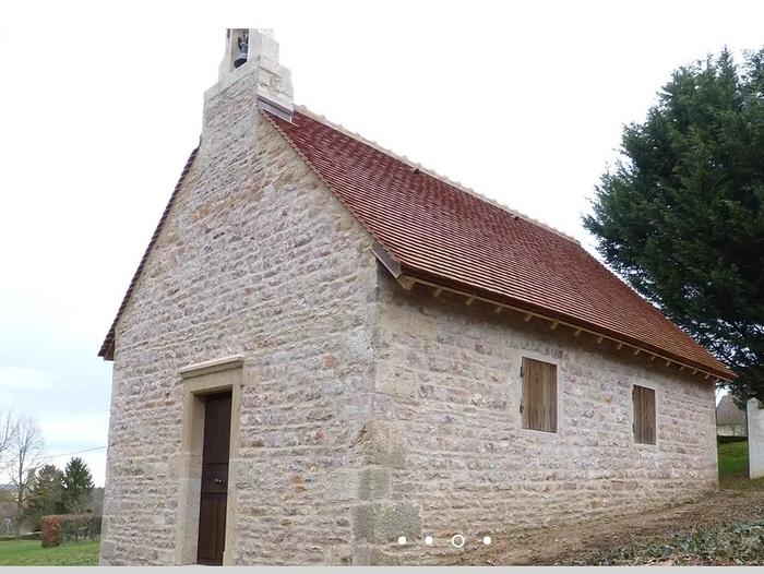 Journées du patrimoine 2020 - Visite libre de la Chapelle Saint Bonnet