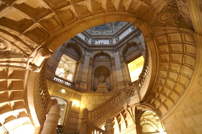 Journées du patrimoine 2019 - Visite commentée du tribunal de commerce de Paris DIMANCHE 22 SEPTEMBRE