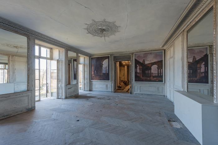 Journées du patrimoine 2019 - Ouverture des salles du rez-de-chaussée du château du domaine de Méréville