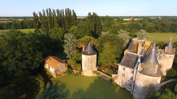 Journées du patrimoine 2020 - Journée du Patrimoine au Château de la Preuille