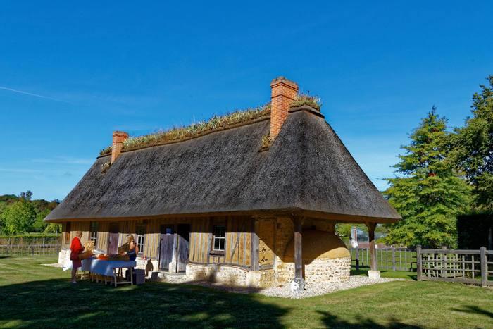 Journées du patrimoine 2019 - Savoir-faire autour du four à pain du Troncq