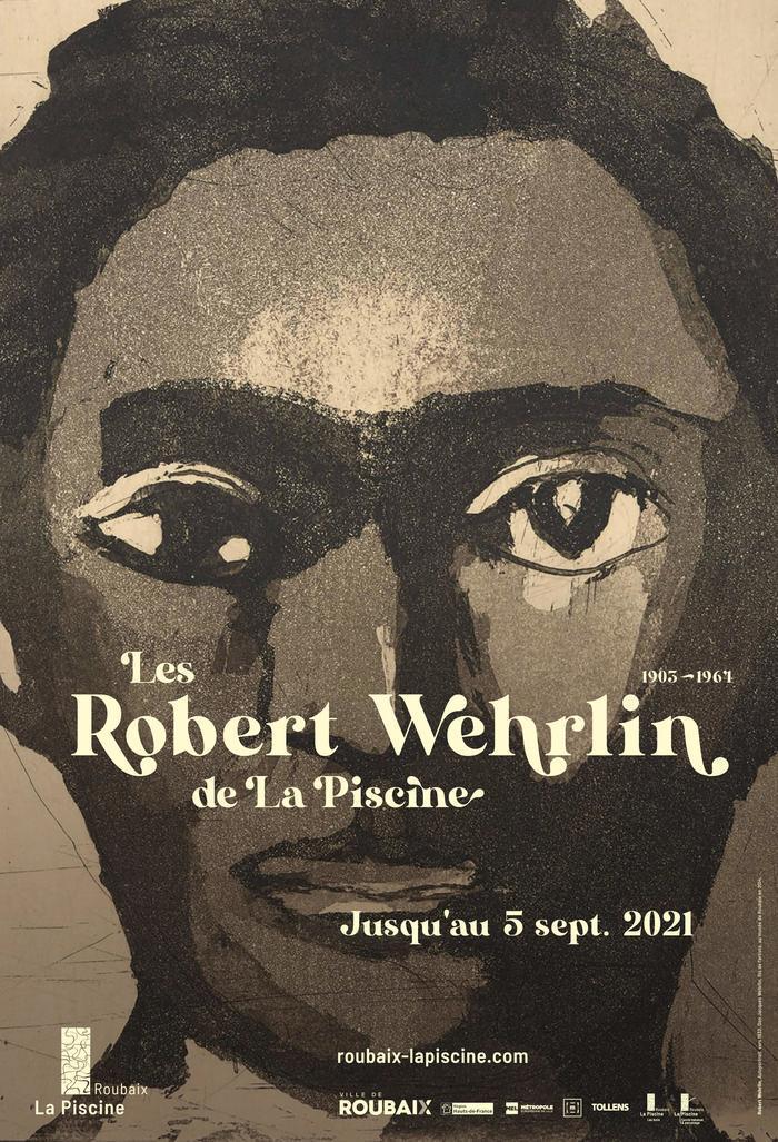 LES ROBERT WEHRLIN (1903-1964) DE LA PISCINE
