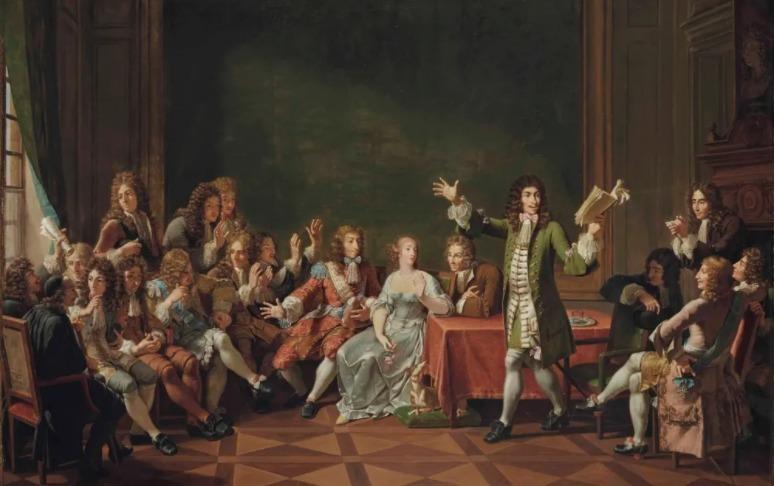 C'est à un spectacle original que nous vous invitons, croisement entre musique et théâtre sans que l'un puisse jamais l'emporter sur l'autre. Chez Molière, la Commedia del Arte n'est jamais très loin.
