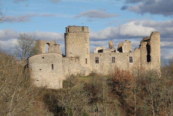 Journées du patrimoine 2019 - Randonnée-découverte du patrimoine autour des lavoirs et du château de Roussillon