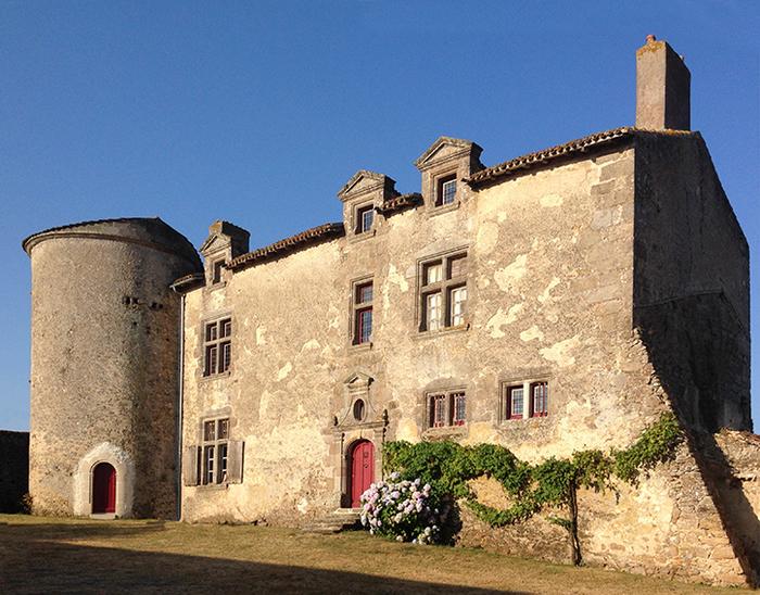 Journées du patrimoine 2019 - Le Logis du Puy-Blain ouvre ses portes au public