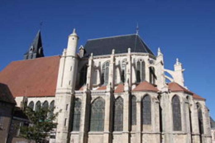 Journées du patrimoine 2019 - Visite de l'ancienne collégiale Saint-Pierre