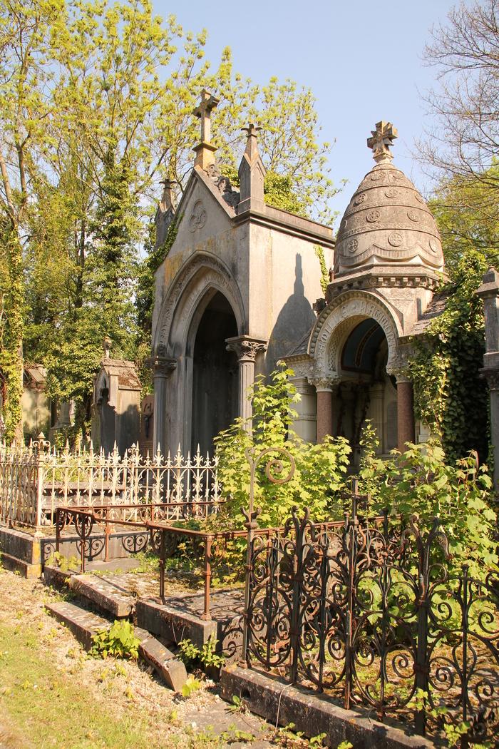 Journées du patrimoine 2020 - Visite guidée du cimetière de la Madeleine