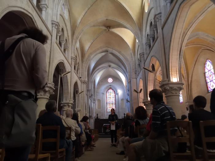 Journées du patrimoine 2020 - Visite commentée de l'église Saint-Hermeland