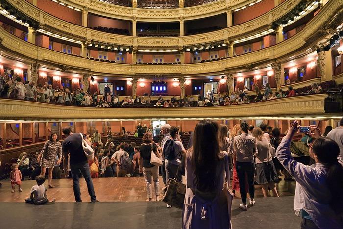 Journées du patrimoine 2019 - Visite libre de l'Opéra Comique