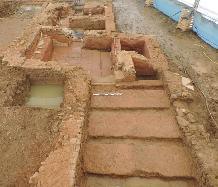 Journées du patrimoine 2019 - Visite guidée des thermes gallo-romains de Warcq