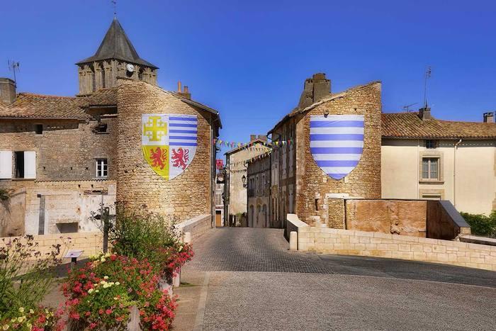 Journées du patrimoine 2020 - Visite guidée d'une place forte médiévale