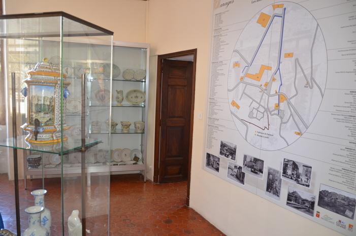 Journées du patrimoine 2019 - Musée des Faïences