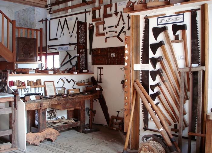 Journées du patrimoine 2020 - Maison des Arts et Traditions