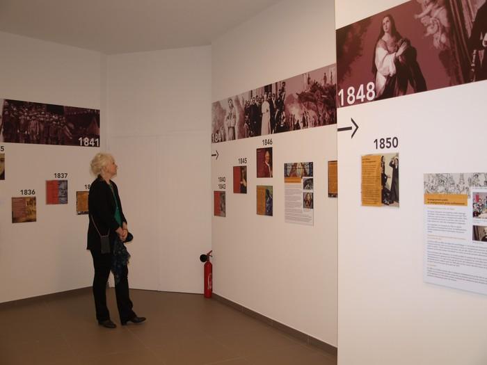 Journées du patrimoine 2020 - Musée de cire - la vie du Saint-Curé