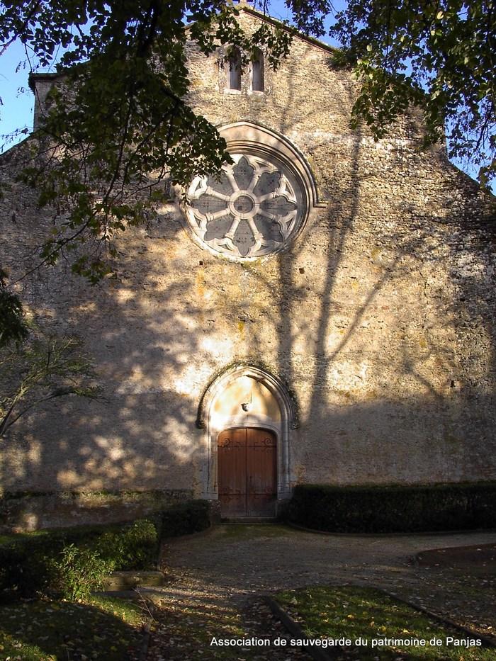 Journées du patrimoine 2019 - Visite guidée - Découverte d'un ensemble pictural du XIIe siècle classé
