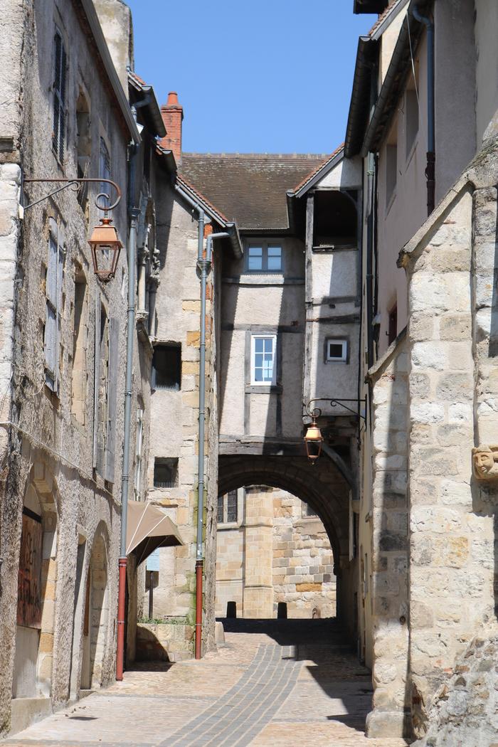 Journées du patrimoine 2019 - Visite guidée « Montluçon secret »