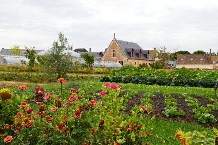 Journées du patrimoine 2020 - Visite libre du Jardin Potager à Bonnétable