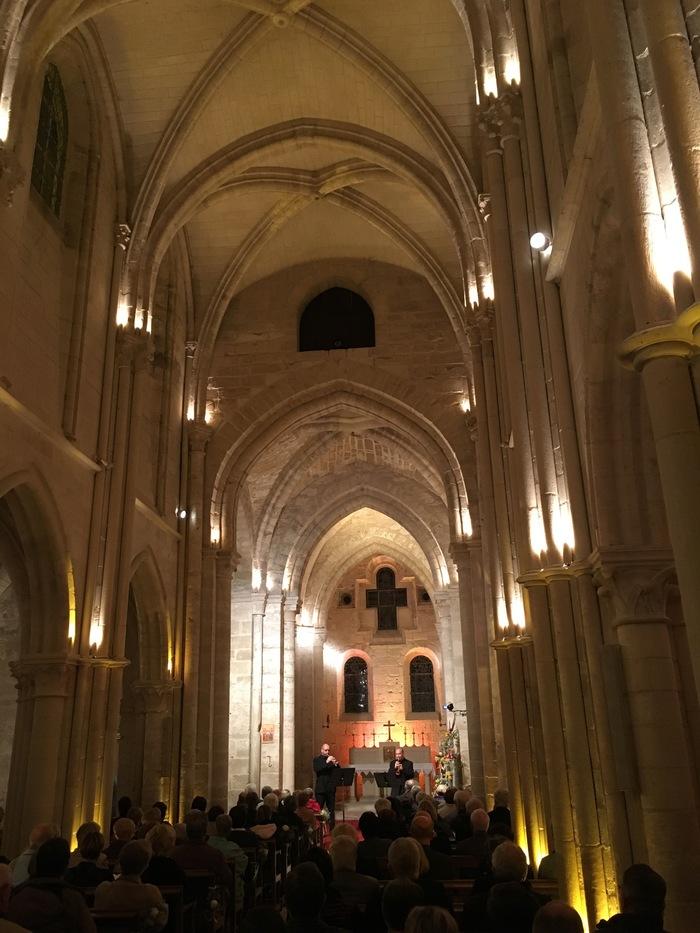 Journées du patrimoine 2019 - Découverte de l'église de Bourgogne et de son orgue baroque espagnol du XVIIIème siècle