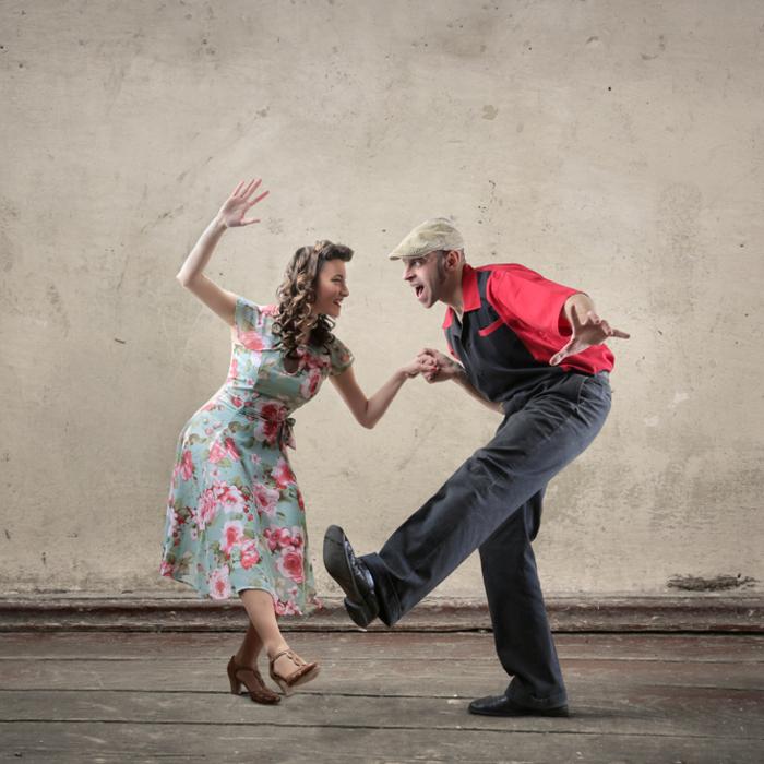 Samedi on danse ! - West Coast Swing