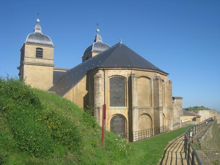 Journées du patrimoine 2020 - Découvrez l'église Saint-Martin
