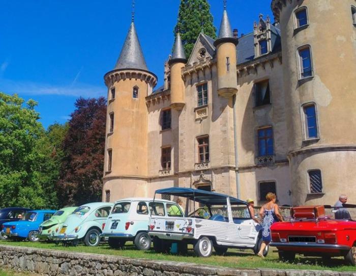 Journées du patrimoine 2019 - Exposition libre de véhicules anciens