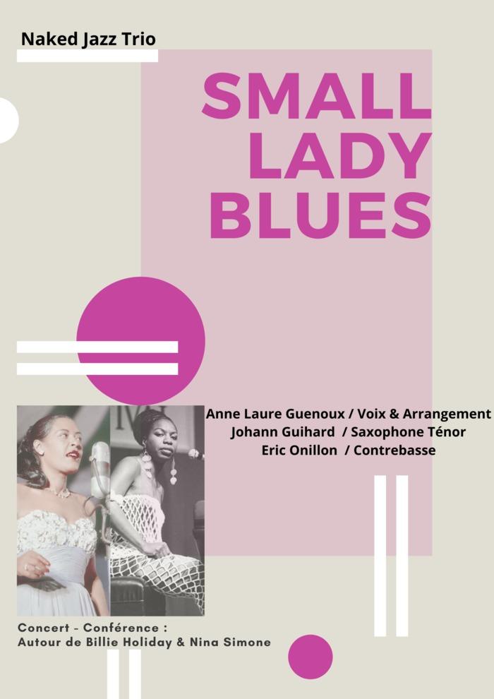 Journées du patrimoine 2020 - Concert de Small Lady Blues