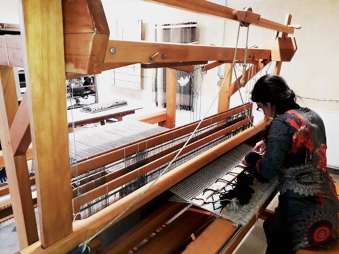 Journées du patrimoine 2019 - Découverte du métier de tisserand et des laines locales