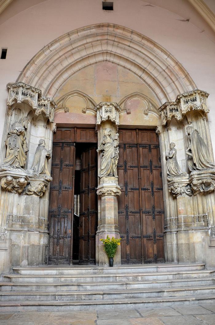 Journées du patrimoine 2019 - Visites libres du portail de la chapelle