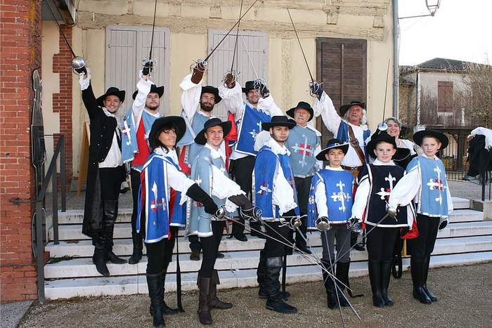 Journées du patrimoine 2020 - Démonstration et initiation des Lames Lupiacoises