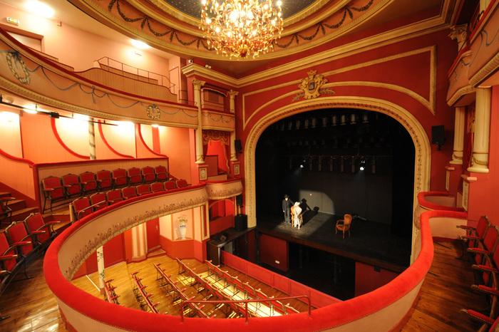 Journées du patrimoine 2019 - Exposition autour de la rénovation du théâtre à l'italienne