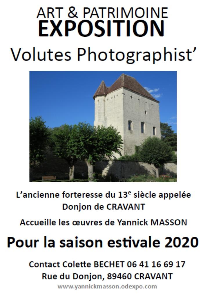Journées du patrimoine 2020 - Expositions au Donjon de Cravant