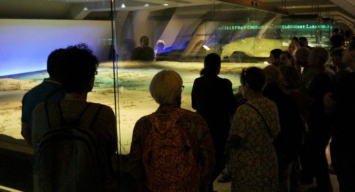 Journées du patrimoine 2020 - Visite découverte du musée des Plans-Reliefs