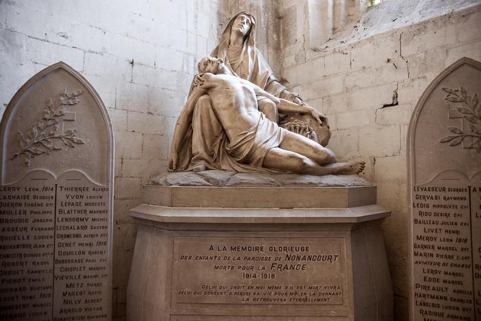 Journées du patrimoine 2019 - DOUBLON /Visite libre de l'église Saint-Martin
