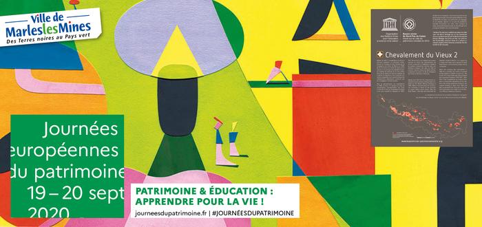 Journées du patrimoine 2020 - Inauguration de la signalétique UNESCO