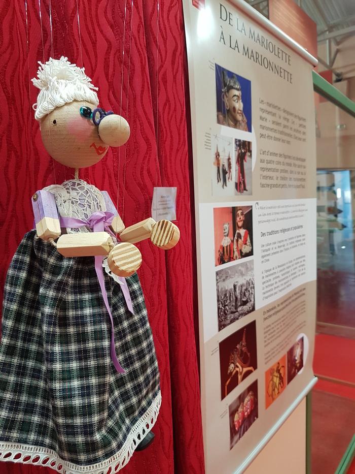 Journées du patrimoine 2019 - « Marionnettes ! »