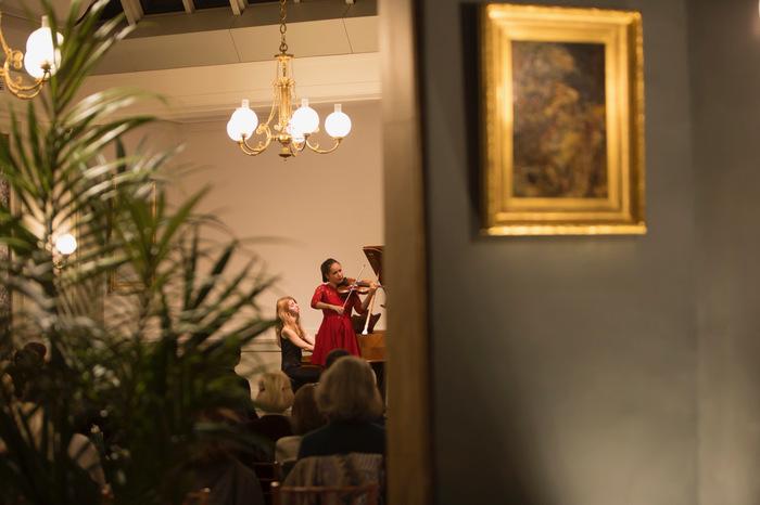 Fête de la musique 2019 - Journée musicale dans le jardin d'hiver